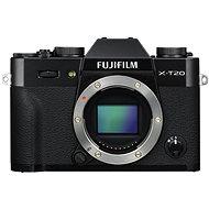 Fujifilm X-T20 tělo černý