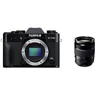 Fujifilm X-T10 Black + objektiv XF18-135mm