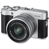Fujifilm X-A5 + 15-45mm