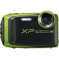 Fujifilm FinePix XP120 zelený