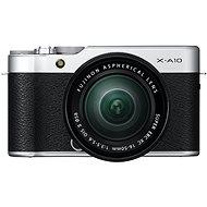 Fujifilm X-A10 + 16-50mm f/3.5-5.6