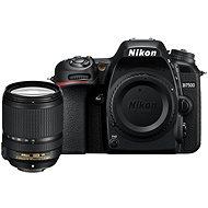 Nikon D7500 černý + objektiv 18-140mm VR