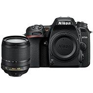 Nikon D7500 černý + objektiv 18-200mm VR