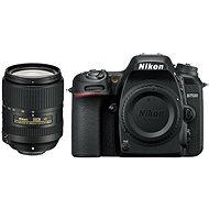 Nikon D7500 černý + objektiv 18-300mm VR f/6,3