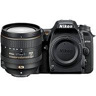 Nikon D7500 černý + objektiv 16 - 80mm