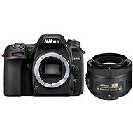Nikon D7500 černý + objektiv 35mm DX