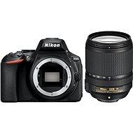 Nikon D5600 + 18-140mm F3.5-5.6 VR