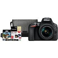 Nikon D5600 + 18-55mm AF-P VR Kit + Nikon Starter Kit