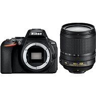 Nikon D5600 + 18-105mm VR