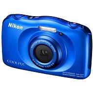 Nikon COOLPIX S33 modrý