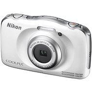 Nikon COOLPIX S33 bílý