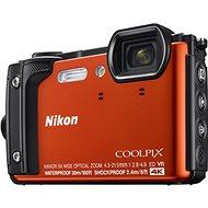 Nikon COOLPIX W300 oranžový