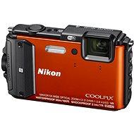 Nikon COOLPIX AW130 oranžový