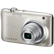 Nikon COOLPIX A100 stříbrný