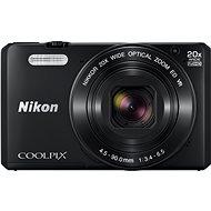 Nikon COOLPIX S7000 černý + pouzdro
