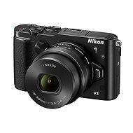 Nikon 1 V3 + objektiv 10-30mm