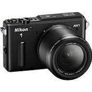 Nikon 1 AW1 + objektiv 11-27.5mm