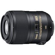 NIKKOR 85mm f/3.5G AF-S DX Micro