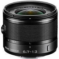 NIKKOR 6.7-13mm f/3.5-5.6 VR black