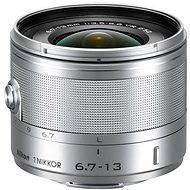 NIKKOR 6.7-13mm F3.5-5.6 VR silver
