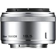 NIKKOR 18.5mm f/1.8 silver