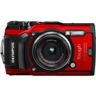 Olympus TOUGH TG-5 červený + Maxi Kit