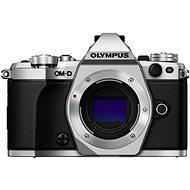 Olympus E-M5 Mark II BODY + objektiv 14-42mm EZ stříbrný/černý