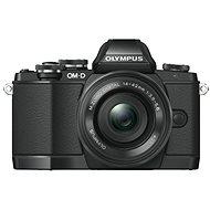 Olympus E-M10 black/black + 14-42mm II R