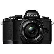 Olympus E-M10 DZ black/black + 14-42mm II R + 40-150mm R