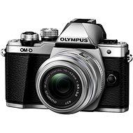 Olympus E-M10 Mark II silver/silver + 14-42mm II R