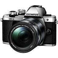Olympus E-M10 Mark II silver/black + ED 14-150 II