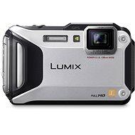 Panasonic LUMIX DMC-FT5 stříbrný