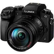 Panasonic LUMIX DMC-G7 černý + objektiv LUMIX G VARIO 14-140 mm (F3.5-5.6)