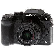 Panasonic LUMIX DMC-G7 černý + objektiv LUMIX G VARIO 14-42 mm (F3.5-5.6)