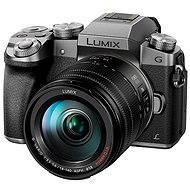 Panasonic LUMIX DMC-G7 stříbrný + objektiv LUMIX G VARIO 14-140 mm (F3.5-5.6)
