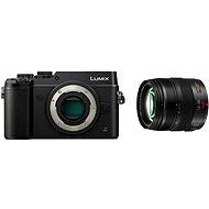 Panasonic LUMIX DMC-GX8 černý + objektiv 12-35mm/F2.8