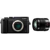 Panasonic LUMIX DMC-GX8 černý + objektiv 14-140mm/F3.5-5.6 ASPH