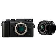 Panasonic LUMIX DMC-GX8 černý + objektiv 14-42mm/F3.5-5.6 ASPH