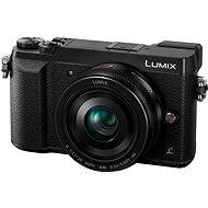 Panasonic LUMIX DMC-GX80 černý + objektiv 20mm