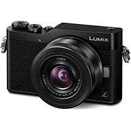 Panasonic LUMIX DMC-GX800 černý + objektiv 12-32mm