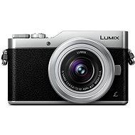 Panasonic LUMIX DMC-GX800 stříbrný + objektiv 12-32mm