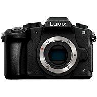 Panasonic LUMIX DMC-G80 tělo černý