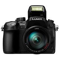 Panasonic LUMIX DMC-GH4 + objektiv LUMIX G VARIO 14-140mm (F3.5-5.6)