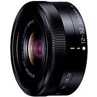 Panasonic Lumix G Vario 12-32mm f/3.5-5.6 černý