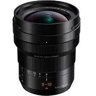 Panasonic Leica 8-18mm f/2.8-4.0 ASPH Power OIS černý