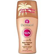 DERMACOL Sun Mléko na opalování SPF 6 rozprašovač 200 ml