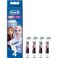 Oral-B Kids Frozen náhradní hlavice 4ks