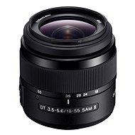 Sony 18-55mm II f/3.5–5.6