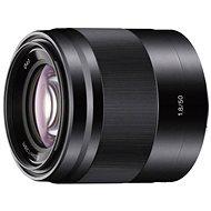 Sony 50mm F1.8 černý