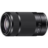 Sony 55-210mm F4.5–6.3 černý